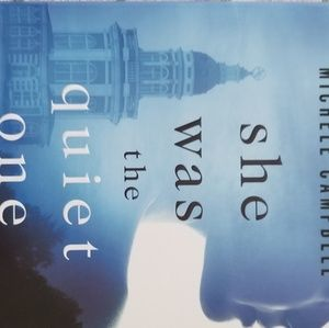 """Book - """"She Was the Quiet One"""" by Michelle Campbel"""